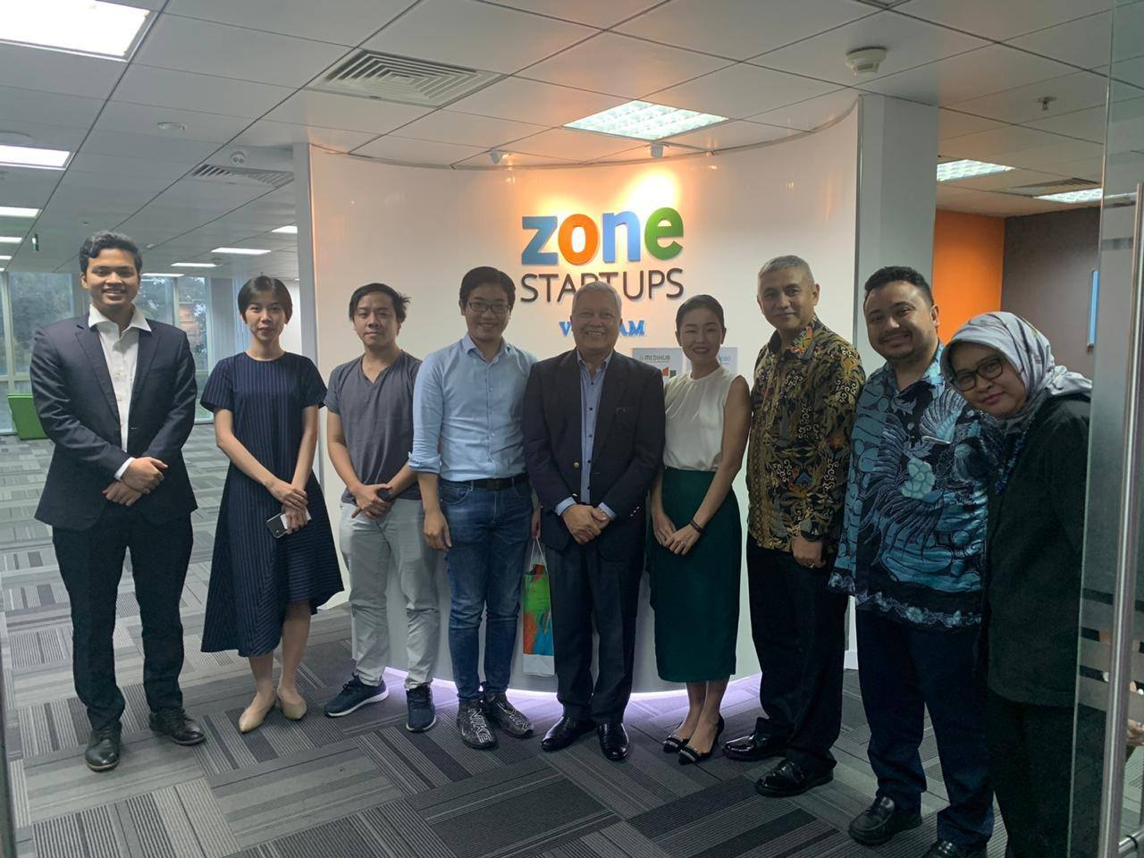 GIAO LƯU GẶP GỠ GIỮA NGÀI ĐẠI SỨ INDONESIA VÀ 2 STARTUP VIỆT TIỀM NĂNG TẠI THÀNH PHỐ HỒ CHÍ MINH